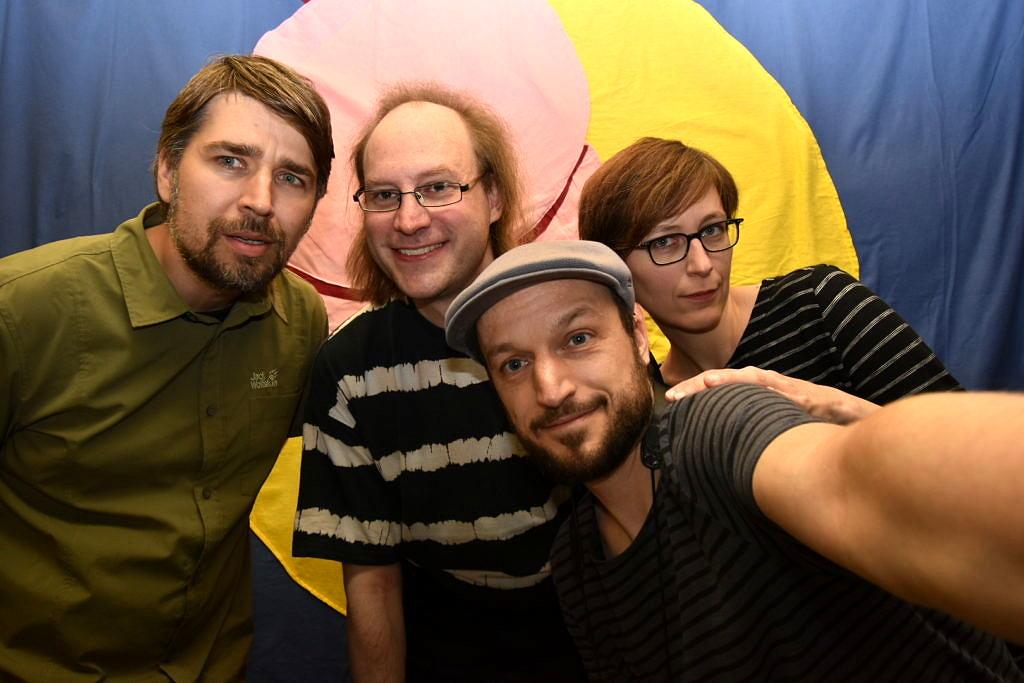 Bandfoto Zuckerwatte