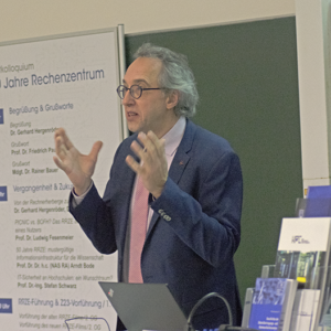 Prof. Dr. Ludwig Fesenmeier, FAU