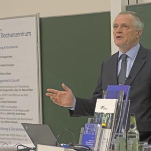 Prof. Dr.-Ing. Stefan Schwarz, Universität der Bundeswehr in München