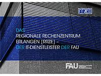 Imagebroschüre-Umschlag